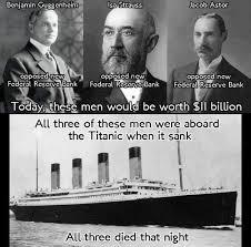 「john Jacob Astor died in Titanic」の画像検索結果
