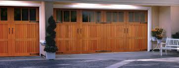 garage door wood lookSignature Carriage  wood garage doors