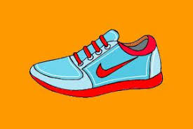 jordans shoes drawings easy. how to draw nike shoes jordans drawings easy