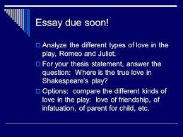 Heart Stopping Topics for Your Romeo and Juliet Essay   Essay