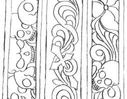free printable leather tooling patterns 230512 jpg