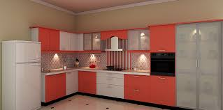 just kitchen designs. i-shaped modular kitchen design - designer by indian company call +91 just designs e