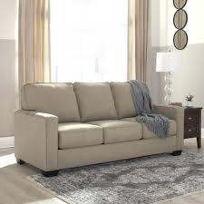 Ashley Furniture Zeb Full Sofa Sleeper in Quartz