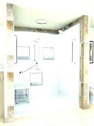 showers fiberglass shower enclosures x stalls photo 5 of 7 one piece stall home depot