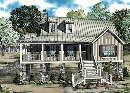 Trendy Ideas Elevated Home Designs Beach Cottage House Plans On ...