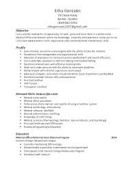 medical transcription cover letter medical assistant cover letter example resume cover letter samples