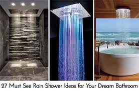 Bathroom Diy Ideas Best 48 Must See Rain Shower Ideas For Your Dream Bathroom Lil Moo