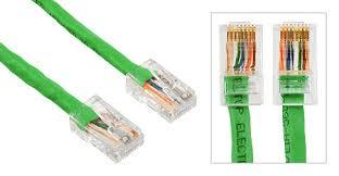 ft green digi to cisco sun netra console cable 6ft green digi to cisco sun netra console cable view 1