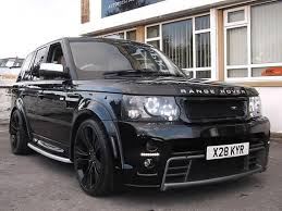 All Types » 2012 Range Rover Vogue Autobiography - 19s-20s Car and ...