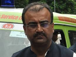 Image result for health minister mangal pandey image