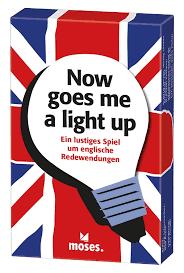 Now Goes Me A Light Up Quizspiel Rund Um Englische Redewendungen