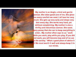 essay on mothers love in english raise specialized ml essay on mothers love in english