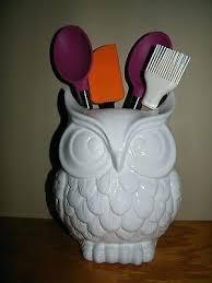 Owl Home Decor Accessories Magnificent Owl Kitchen Accessories Cute Home Office Decor Kitchen Accessories