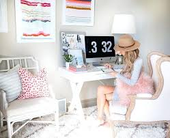 chic office decor. Wonderful Chic Chic Office Space Unusual Design Ideas Decor Best Home Images  On Living Room Boss On Chic Office Decor