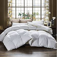 cal king down comforter. Egyptian Bedding 1000 Thread Count King / California (Cal King) Oversized Siberian Goose Cal Down Comforter A