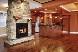 excellent 2 sided fireplace kitchen home ideas collection new 2 sided for 2 way fireplace popular