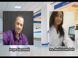 Dra Maria Lorena Pate con Jorge Giacomelli AM 890 - YouTube