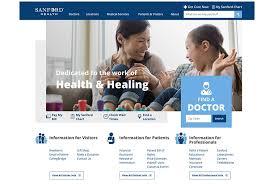 Sanford Health Revamps Its Website And Mobile App Sanford