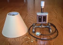 diy pipe lighting. Full Size Of Lamp Design:industrial How To Make A Pipe Diy Edison Lighting I