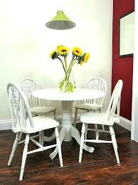 shabby chic dining table and chairs shabby chic dining sets shabby chic breakfast table chic small
