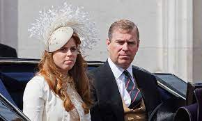 Why Prince Andrew may not have walked Princess Beatrice down the aisle at  royal wedding | HELLO!