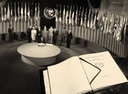 1945 The San Francisco Conference United Nations
