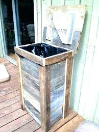 outdoor trash can covers outdoor garbage can storage bin wood bin storage wood bin storage wooden garbage can storage com outdoor garbage can