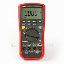 <b>UNI</b>-<b>T UT533</b> Insulation Tester 6935750553305 | eBay