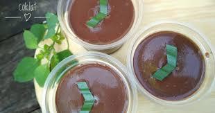 Resep puding santan resep puding santan. 975 Resep Puding Coklat Cup Enak Dan Sederhana Ala Rumahan Cookpad