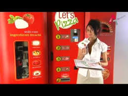 Vending Machine Pizza Best The Pizza Vending Machine YouTube