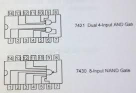 datasheet 74ls00n quad input nand gate page fairchild pdf Motherboard Connection Diagram at Computer And Gate Wiring Diagram