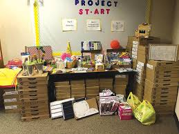 Start Boxes Start To Bring Art Boxes To Siren Shelter Children The County Journal