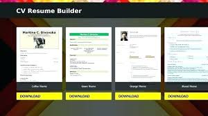 Resume Builder Android App Source Code For Best Lovely How To Build Mesmerizing Resume Creator App