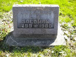 Lawrence Everett Solomon, Sr (1899-1988) - Find A Grave Memorial