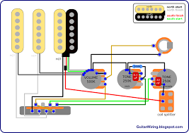 the guitar wiring blog diagrams and tips fat strat mod (fender Humbucker Guitar Wiring Diagrams the guitar wiring blog diagrams and tips fat strat mod (fender charvel 3 humbucker guitar wiring diagrams