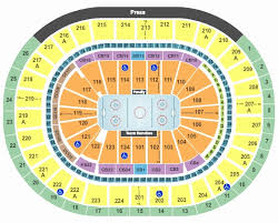 Actual Wells Fargo Center Flyers Seating Chart Wells Fargo