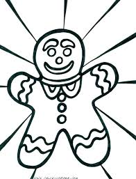 Gingerbread Man Coloring Pages Child Coloring Page Coloring Sheets