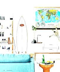 capiz wall art surfboards wall decor surf unfinished surfboard best ideas on beach room art surfboard