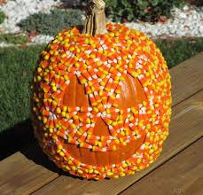 halloween candy corn pumpkin. Perfect Pumpkin Candy Corn Covered Pumpkin And Halloween Lifeu0027s A Tomato