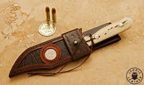 stuart barker cowboy leather sheath
