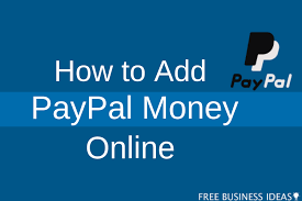 How to add Paypal Money Generator Online? - Freebusinessideas