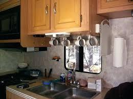 under cabinet mug holder under cabinets coffee mug rack storing coffee mugs in under cabinet coffee