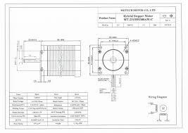 nema23 stepper motors 5 wire stepper motor pinout at Nema 23 Stepper Motor Wiring Diagram