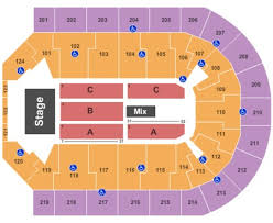 Scope Arena Tickets And Scope Arena Seating Charts 2019