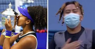 His stage name is ybn cordae. Naomi Osaka S Boyfriend Cordae Reacts To Her Winning The Us Open