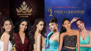 THAILAND VS PHILIPPINES - TOP 5 MISS UNIVERSE 2020