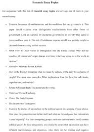 Example Of High School Essays Sample Of Research Essay Paper High School Admission Essay