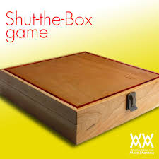 Homemade Wooden Games Make a Shutthebox game Woodworking for Mere Mortals 19