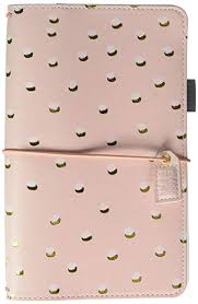 amazon webster s pages blush dot travelers notebook tj001 bd office s