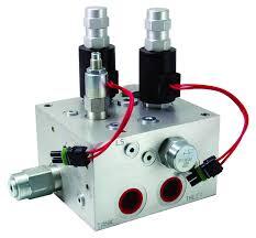 dickey machine works dickey john proportional hydraulic spreader control valve